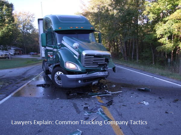 Lawyers Explain: Common Trucking Company Tactics