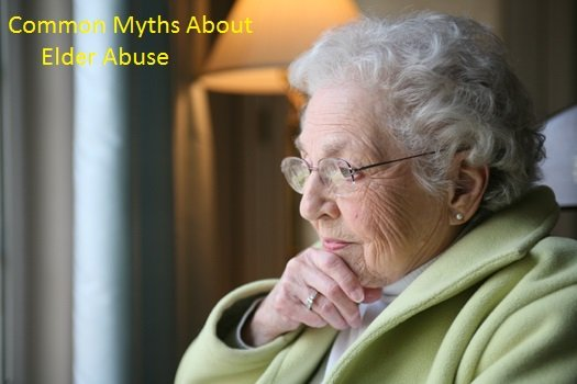 Common Myths About Elder Abuse