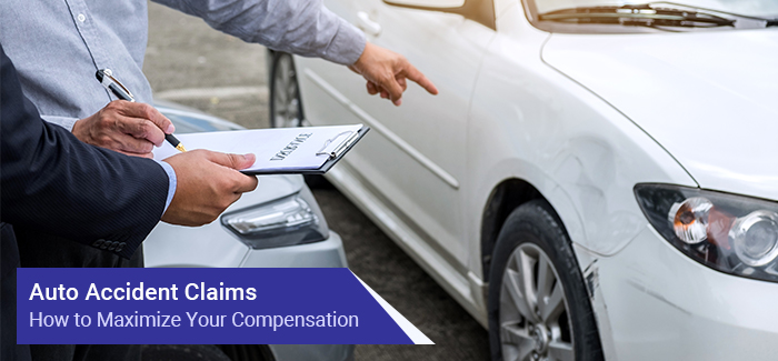 Auto Accident Claims: How to Maximize Your Compensation